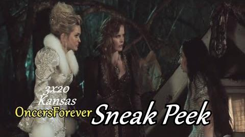 "Once Upon A Time 3x20 Sneak Peek 2 ""Kansas"" (HQ) Zelena Glinda and Dorothy"