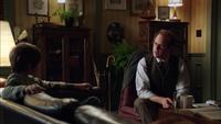 1x05 Henry Mills cabinet du Dr Hopper Archie Archibald Hopper patient confidences malédiction Jiminy Cricket