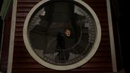 6x11 Gideon destruction tour de l'horloge 8h15