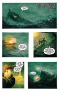 Once Upon a Time Out of the Past Dead in the Water page 1