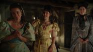 6x03 Clorinda Tisbe Madame de Trémaine sourires surnom Cendrillon