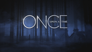 Once Upon a Time logo titlecard générique épisode 1x06
