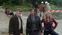 1x05 Marco Graham Emma Swan Regina Mills Ruby Pongo shérif mines