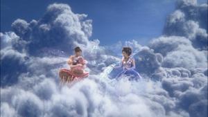1x14 Fée Nova sac poussière de fée Fée Bleue attention nuages