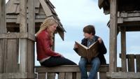 1x03 Château bois Henry retrouve père Emma