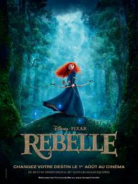 Rebelle poster affiche