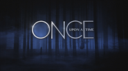Once Upon a Time logo titlecard générique épisode 1x04