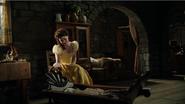 4x22 Belle Réécrite robe jaune berceau Neal maison Lumineux femme