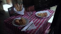 5x03 Table nourriture beignets aux oignon magie