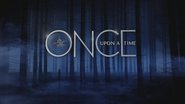 Once Upon a Time logo titlecard générique épisode 5x06