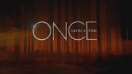 Once Upon a Time logo titlecard générique épisode 5x13