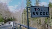 1x18 Toll Brigde pont à péage moto Emma Swan August Booth