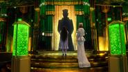 3x20 Palais Cité d'Émeraude Walsh Magicien d'Oz Dorothy Gale Glinda Gentille Sorcière du Sud