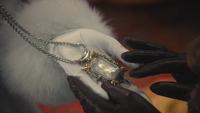 3x20 pendentif collier diamant de Sorcière du Pays d'Oz mains Glinda Zelena Gentille Méchante Sud l'Ouest