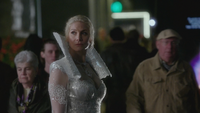 4x08 Ingrid Reine des Neiges monde sans magie Boston