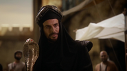 6x05 Jafar bâton serpent cité Agrabah