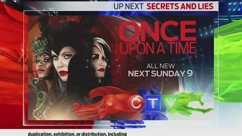 "Once Upon A Time 4x13 Canadian Promo "" Unforgiven"" (HD) CTV OUAT promo"