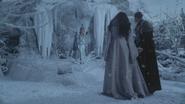 3x19 Glinda Blanche-Neige Prince David Charmant dimension forêt