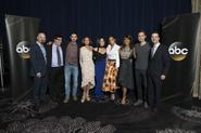 TCA 2017 Saison 7 distribution principale casting régulier scénaristes créateurs producteurs Channing Dungey