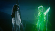 3x03 Reine Regina Fée Clochette rencontre ailes magie