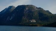 5x17 Avonlea vue lac mer océan montagne colline château