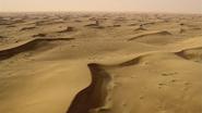 6x05 désert d'Agrabah dunes de sable