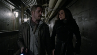 5x21 Robin (Storybrooke) Regina Mills tunnels mairie faute confiance