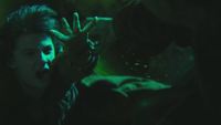 1x19 Baelfire Rumplestiltskin mains lâchées abandon