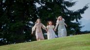 4x07 Ingrid jeune Gerda jeune Helga jeune sœurs princesses Arendelle jeu