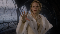 6x10 Princesse Emma Swan main magie souvenirs