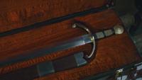 1x22 épée du Prince Charmant fourreau boutique d'antiquités