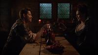 6x14 Robin de Locksley uchronie Reine Regina Sérum taverne fin heureuse
