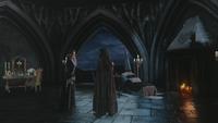 3x22 Palais sombre chambre Méchante Reine Regina Blanche-Neige