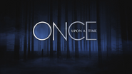 Once Upon a Time logo titlecard générique épisode 1x07