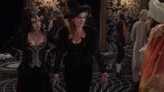 6x21 Zelena Regina chapeau magique Aladdin Jasmine question