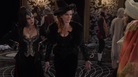 6x21 Zelena Regina chapeau magique Aladdin Jasmine question