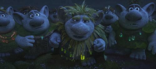 La Reine des Neiges (Disney) Grand Pabbie Trolls de pierre Nul N'est Parfait geste d'amour sincère cœur de glace magie étrange