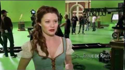 Once Upon A Time - DVD BluRay Bonus Feature - Belle Featurette