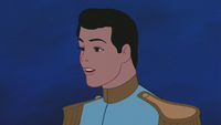 Cendrillon (Disney) 1950 Prince Charmant