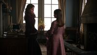 5x19 Cora passé manoir royal explique Regina jeune
