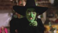 Le Magicien d'Oz (film) 1939 Méchante Sorcière de l'Ouest menace
