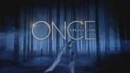 Once Upon a Time logo titlecard générique épisode 4x20