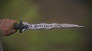 5x07 dague du Ténébreux nom Emma Swan