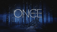 Once Upon a Time logo titlecard générique épisode 4x09
