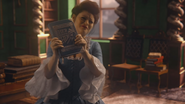 4x06 Belle excuses livre roman histoire couverture titre Son Beau Héros
