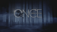 Once Upon a Time logo titlecard générique épisode 3x19