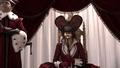 2x09 Valet Reine de Cœur Cora masque