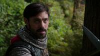 5x09 Roi Arthur duel Merida épées DunBroch