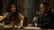 6x02 Blanche-Neige Prince David verres vin empoisonné