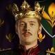 Roi d'Arendelle portrait carré